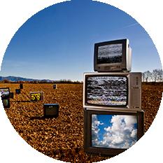 ambientación audiovisual de negocios