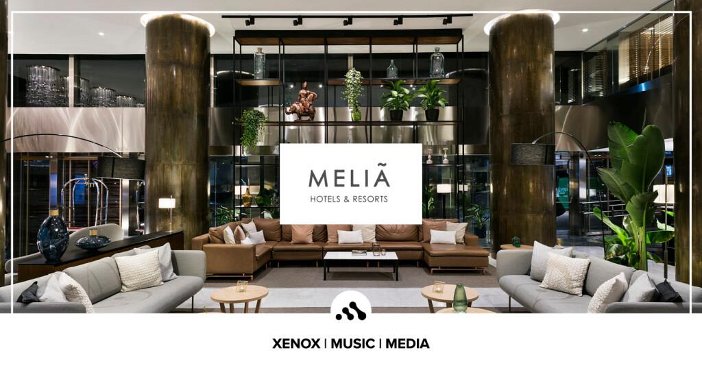 meliá hotels international caso de éxito - xenox