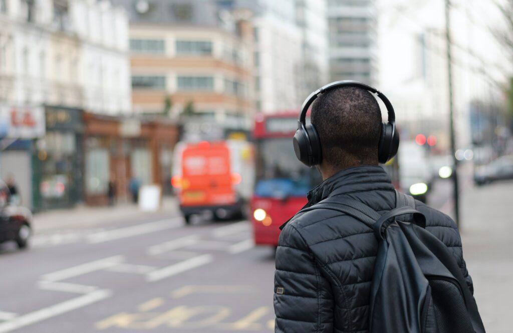 El año es 2021. ¿El futuro? El audio.